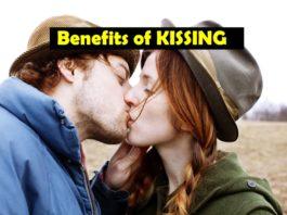 kiss karne ke fayde