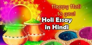 holi essay in hindi holi festival