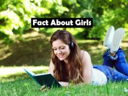 ladkiyon ko kya pasand hai fact about girls
