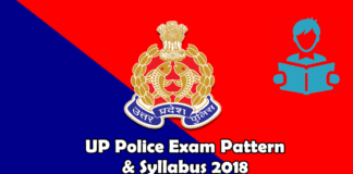 UP Police Syllabus 2018