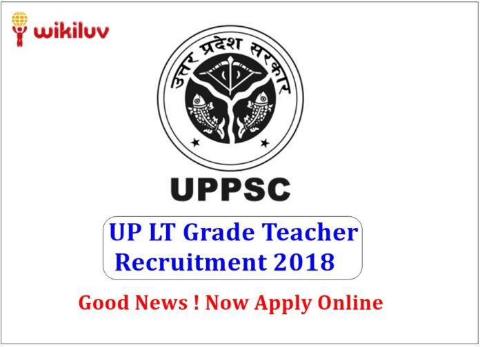 up lt grade teacher recruitment
