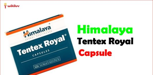 himalaya tentex royal capsule in hindi