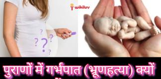 गर्भपात करवाने से लगते हैं ये महापाप ,गर्भपात करवाने से कौन कौन से पाप लगते हैं, गर्भपात क्यों नहीं करवाना चाहिए, क्या होता हैं गर्भपात करवाने से, गर्भपात होने के उपाय, बार-बार गर्भपात होने के उपाय, धर्म और गर्भपात, श्रीमद्भागवत गीता में गर्भ का क्या महत्व है, श्रीमद्भागवत गीता के अनुसार गर्भपात करवाना क्यों हैं महापाप, शास्त्रों में क्यों है गर्भपात महापाप, गर्भपात है महापाप, क्यों हैं गर्भपात महापाप, garbhpat karwane se lagte hain ye mahapaap, garbhpat karwane se kaun kaun se paap lagate hain, जानिए क्या है पुराणों में एबॉर्शन की सजा , गर्भपात करवाने से लगते हैं ये महापाप, गर्भपात: एक महापाप, गर्भपात कराने वाले पर लगते हैं ये महापाप, कई जन्मों तक नहीं मिलता मनुष्य जीवन, भ्रूण हत्या पाप का प्रायश्चित, भ्रूणहत्या क्यों है महापाप, भ्रूणहत्या, पुराणों के अनुसार जानें क्या है गर्भपात करवाने की सजा, गर्भपात महापाप,गर्भपात और धर्म,गर्भपात सही या गलत, धर्म में गर्भपात एक पाप क्यों है?, स्वामी रामसुखदासजी महाराज, गर्भपात महापाप - 7 महत्वपूर्ण प्रश्न-उत्तर, Female Feticide Handout in hindi, Virtual Hindi, जाने, गर्भपात महापाप क्यों?, विकिलव, www.wikiluv.com, wikiluv, wikiluv.com